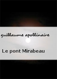 Illustration: Le pont Mirabeau - guillaume apollinaire