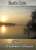 emile zola: Obsèques d'Alphonse Daudet