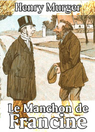 Illustration: Le manchon de Francine - Henry Murger