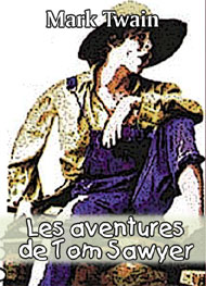 Illustration: Les Aventures de Tom Sawyer - Mark Twain