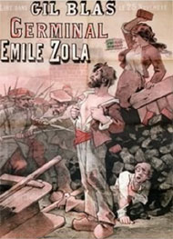 Illustration: Germinal - émile zola