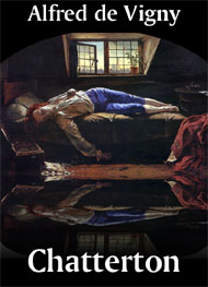 Illustration: Chatterton - Alfred  de  Vigny
