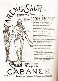 Charles Cros - Le hareng saur