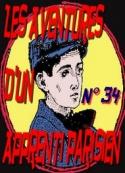 Arnould Galopin: Aventures d'un Apprenti Parisien Episode 34