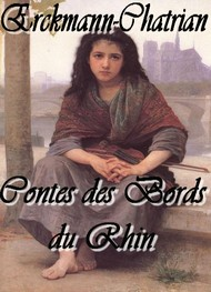 Illustration: Contes des Bords du Rhin - Erckmann - Chatrian