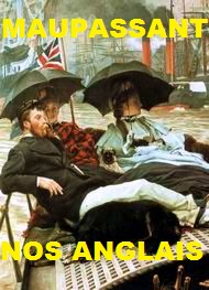 Illustration: Nos Anglais - Guy de Maupassant