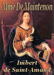 Illustration: Mme De Maintenon - Imbert Saint  amand