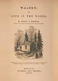 henry david thoreau - Walden, ou la vie dans les bois