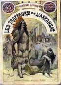 Gustave Aimard: Les Trappeurs de l' Arkansas