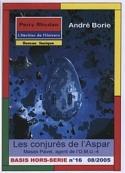 André Borie: Masas Pavel 04-Les Conjurés de l'ASPAR