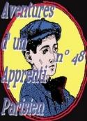 Arnould Galopin: Aventures d'un Apprenti Parisien Episode 48