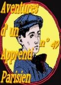 Arnould Galopin: Aventures d'un Apprenti Parisien Episode 49