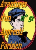 Arnould Galopin: Aventures d'un Apprenti Parisien Episode 51