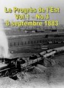 La rédaction: Le Progrès de l'Est-Volume 1-No3
