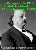 Anonyme: Le Progrès de l'Est-Volume 1-No4-15 septembre 1883