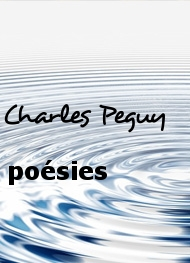 Illustration: poésies - Charles Peguy