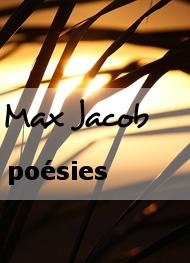 Illustration: poésies - Max Jacob