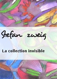 Illustration: La collection invisible - Stefan Zweig