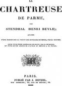 Stendhal: la chartreuse de parme