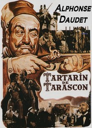Illustration: tartarin de tarascon Version 2 - Alphonse Daudet