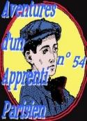 Arnould Galopin: Aventures d un Apprenti Parisien Episode 54