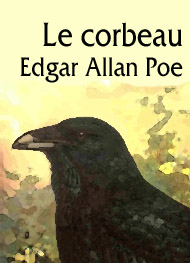 Illustration: Le corbeau - edgar allan poe
