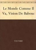 Voltaire: Babouc