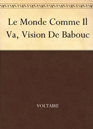 Illustration: Babouc - Voltaire