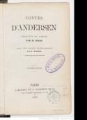 hans christian andersen: Les fleurs de la petite Ida
