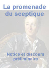 Illustration: La Promenade Du Sceptique-partie1 - Denis Diderot