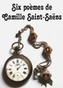 Camille Saint saëns: Rimes familières- Strophes