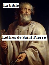 Illustration: Lettres de Saint Pierre - la bible