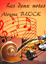 Illustration: Les deux notes - Aloysius Block
