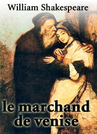 Illustration: le marchand de venise - William Shakespeare