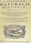 Pline l'ancien: histoire naturelle