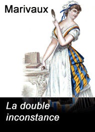 Illustration: La double inconstance - Marivaux