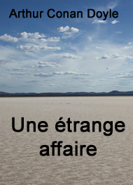Illustration: Une étrange affaire - Arthur Conan Doyle