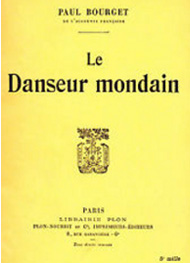 Illustration: Le Danseur mondain - Paul Bourget