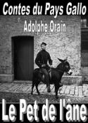 Adolphe Orain: Contes du Pays Gallo-Le Pet de l'âne