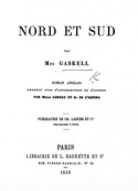Elizabeth Gaskell: Nord et Sud