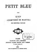 Gyp: Petit bleu