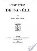 Henry Gréville: L'Expiation de Savéli