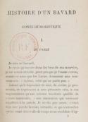 Eugène de Margerie: Histoire d'un bavard
