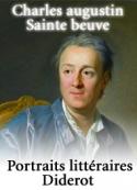 Charles augustin Sainte beuve: Portraits littéraires – Diderot