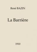 René Bazin: La Barrière