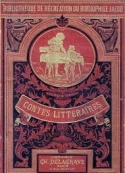 Paul Lacroix: Contes littéraires-Une bonne action de Rabelais