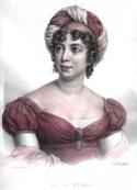 Charles augustin Sainte beuve : Portraits de femmes Germaine de Staël