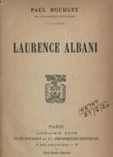 Paul Bourget: Laurence Albani