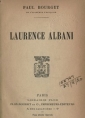 Paul Bourget: Laurence Albani