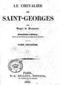 : Le Chevalier de Saint-Georges (Tome 2)